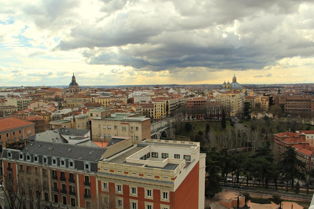 Almudena'dan Madrid