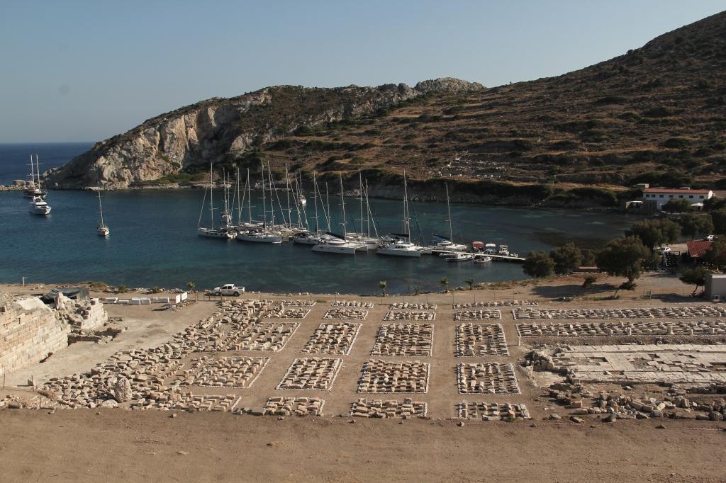 Knidos Antik Kenti ve Limanı / Datça