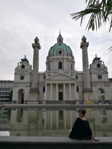 Karlskirsche / Viyana