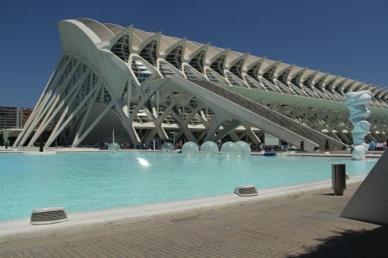 Bilim ve Sanat Şehri, Valencia / İspanya